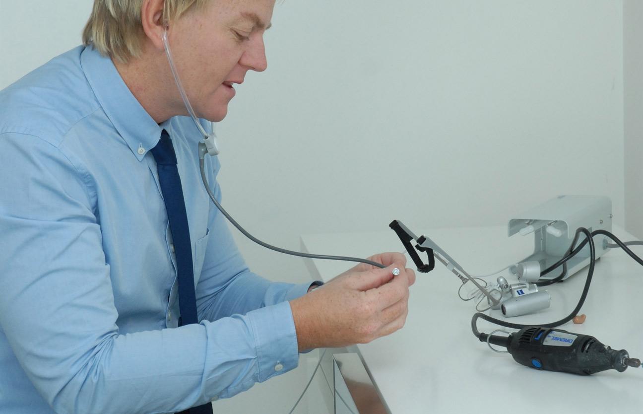 Andrew Friel hearing aids repairs