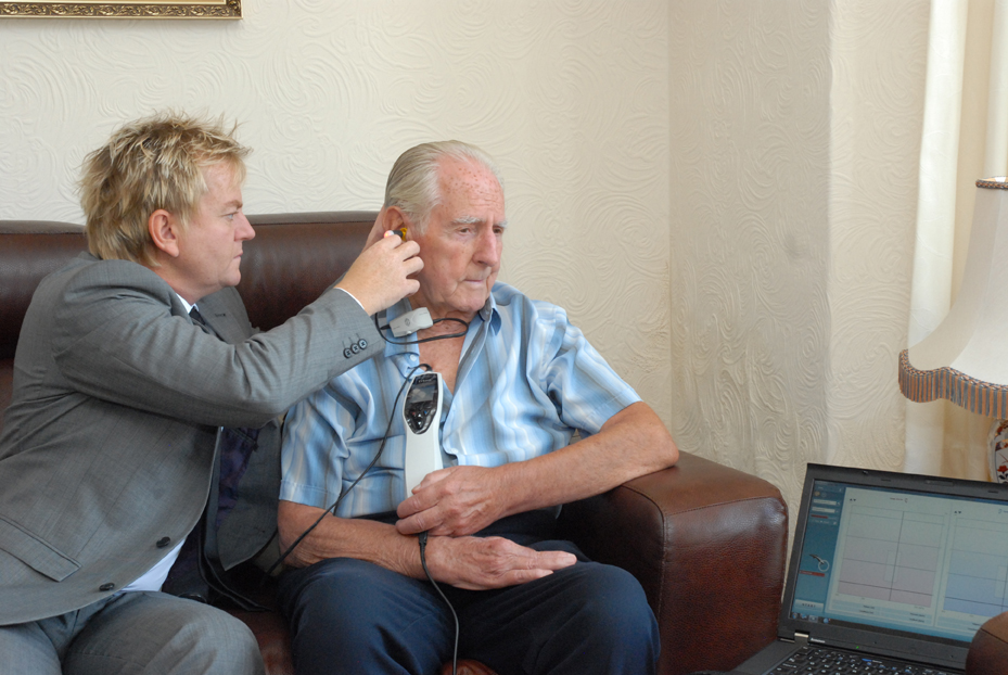 at-home hearing test with Friel Hearing